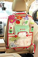 Органайзер детский для автомобиля