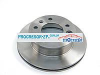 Тормозной диск передний на Мерседес Спринтер 208-416 1995-2006 FERODO (Франция) FCR228A