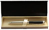 Набор №B-991-1 Sonata 1 ручка шариковая, серебрянная с черным руб.