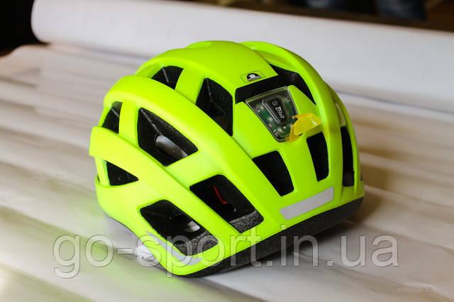 Шлем велосипедный Crivit+Мигалка, Велошлем Crivit, Германия, Орыгинал!