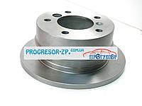 Тормозной диск задний на Фольксваген ЛТ 28 1996-2006 FEBI BILSTEIN (Германия) 09102