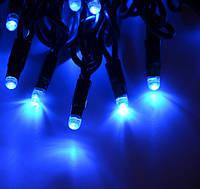 Уличная светодиодная гирлянда, цвет синий), фото 1