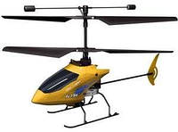 Вертолет Nine Eagles Flash 213мм электро 2.4ГГц кейс жёлтый RTF