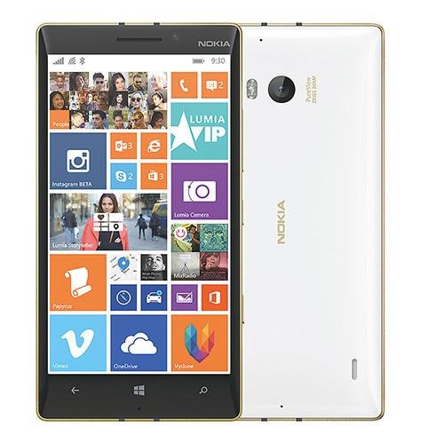 Cмартфон Nokia Lumia 930 White Win10, FHD, 20MP 2\32gb Quad core 2.2 GHz2420 mAh  + подарки