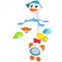 Музыкальный мобиль Лебедь Huile Toys (858)