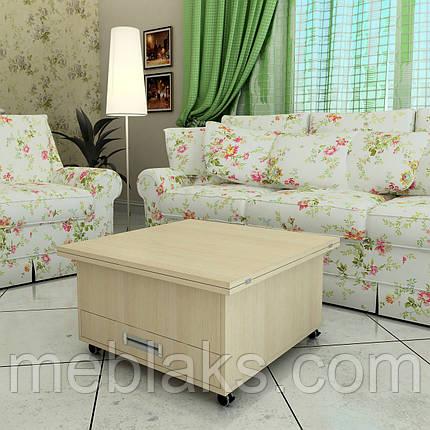 Стол журнальный трансформер для гостиной  Дельта, фото 2