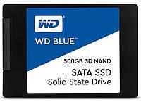 SSD 500GB SATA3 2.5 WD Blue 3D NAND WDS500G2B0A