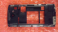 LG LS665 средняя часть корпуса+динамик оригинал б\у