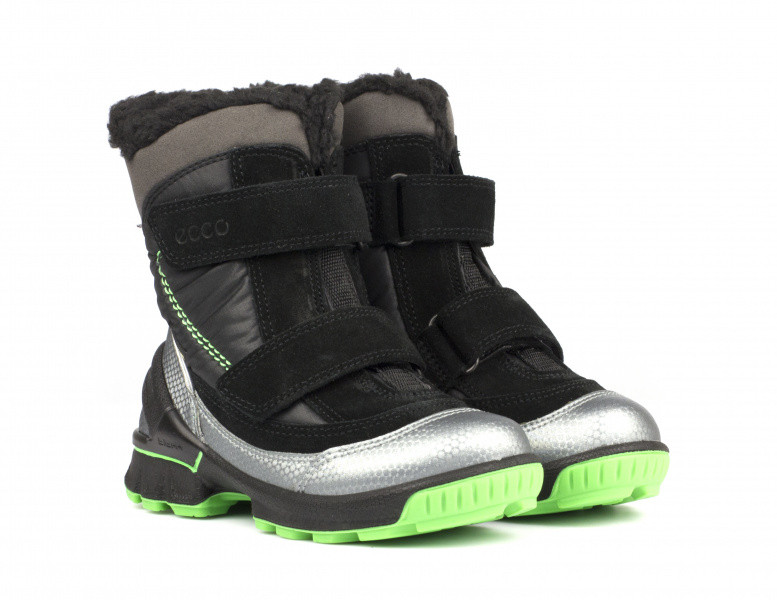eb8c5afc3d196f ECCO Biom hike infant kids Gore-Tex ботинки зима ЕССО 29р: продажа ...