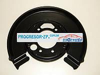 Защита тормозного диска (заднего) слева на Мерседес Спринтер 208-416 1995-2006 AUTOTECHTEILE (Германия) A4230