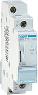 Импульсное реле 230В/16А, 1НО, 1м, Hager EPN510