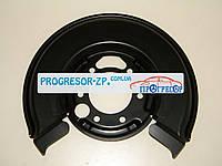 Защита тормозного диска (заднего) справа на Мерседес Спринтер 208-416 1995-2006 AUTOTECHTEILE (Германия)A4231