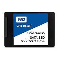 SSD 250GB SATA3 2.5 WD Blue 3D NAND WDS250G2B0A