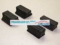 Комплект подушек передней пластиковой рессоры (Верх/Низ) на Фольксваген ЛТ 28-46 96-06 BELGUM (Украина) BG1322