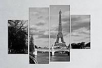 "Модульная картина ""Париж"", фото 1"