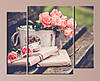 Модульна картина Троянди