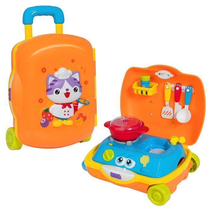 Чемоданчик повара Hola toys (3108)