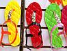 Босоножки силиконовые цвета, ассортимент