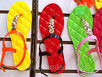 Босоножки силиконовые цвета, ассортимент, фото 1