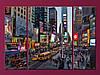 """Модульна картина """"Times Square"""""""