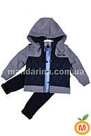 Костюм для мальчика 3 в 1: куртка, рубашка и джинсы