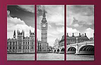 "Модульная картина ""Биг-Бен, Лондон"", фото 1"