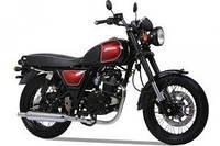 Мотоцикл SkyMoto Morgan 200