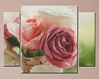 Модульная картина Роза, фото 1