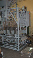 Фасовочно-упаковочный автомат сыпучих в готовые мешки 5,10,25,50кг.