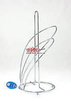 Подставка для бумажных полотенец (d-15см, h-31см) Empire EM-2068