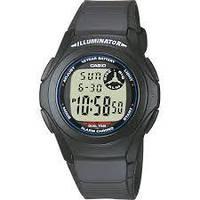 Оригинальные Мужские Часы CASIO F-200W-1AEF