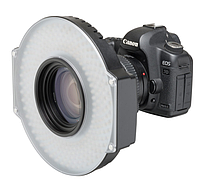 Светодиодный накамерный свет F&V R300 SE Daylight LED Ring Light  (New), фото 1