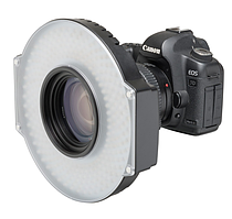 Светодиодный накамерный свет F&V R300 SE Daylight LED Ring Light  (New)