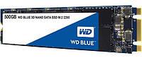 SSD 500GB SATA3 M.2 2280 WD Blue 3D NAND WDS500G2B0B