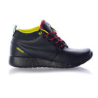 Ботинки на подростка Restime pwz16149-1