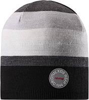 Демисезонная шапка для мальчика Reima 528540-9400  . Размеры  50-56.