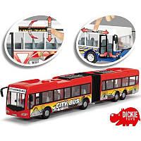 Городской автобус Экспресс Dickie 3748001C красный