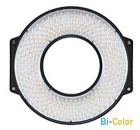 Светодиодный накамерный свет F&V R300S SE Bi-Color Ring Light (New), фото 1