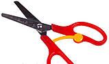 """Ножиці дитячі """"Мультяшки"""" (130mm) зі зворотним механізмом., фото 3"""