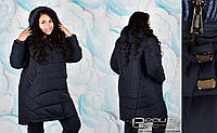 Зимняя куртка женская большого размера недорого в интернет-магазине Украина Россия ( р. 54-72 )