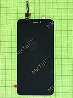 Дисплей Xiaomi Redmi 4X с сенсором Оригинал Китай Черный