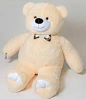 Медведь большой , мягкий ( Бежевый ) 110 см, фото 1