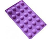 """Форма для конфет """"Полусферы мини"""" из 24 х"""