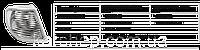 Указатель поворота ВАЗ 2115 лев. бел.(пр-во ESER)