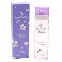 Женская туалетная вода Sergio Tacchini Donna Blooming Flowers EDT 100 ml