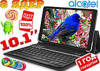 Игровой планшет Alcatel, 8 ядер, 10.1'' 1Gb/8Gb, Android 5