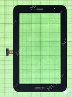 Сенсор Samsung Galaxy Tab 7.0 Plus P6200 Копия АА Черный