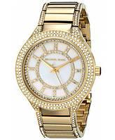 Наручные часы Michael Kors с золотым браслетом