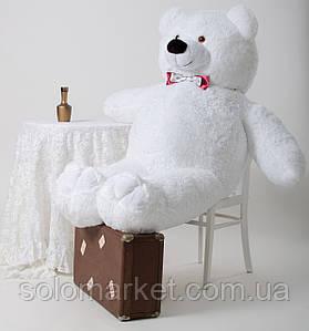 Медведь большой, мягкий ( белый ) 2 метра
