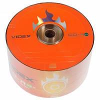 Диск CD-R Videx (700 Mb, 52-x, 80 min, bulk 50 шт)